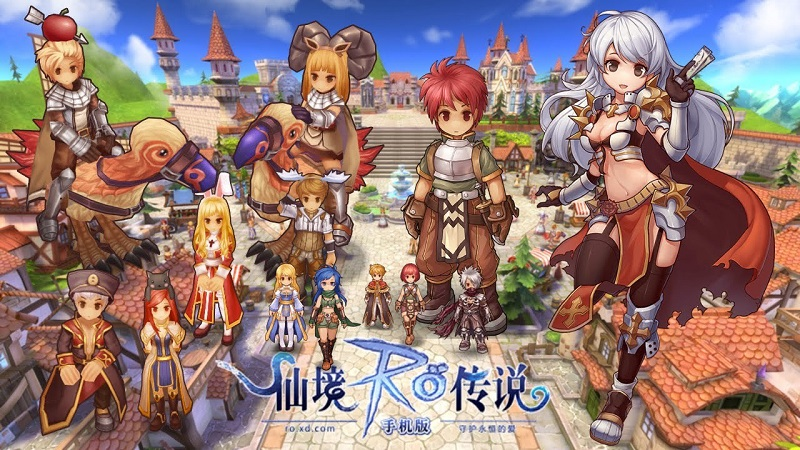 Job Yang Ada Dalam Game Ragnarok Mobile Eternal Love