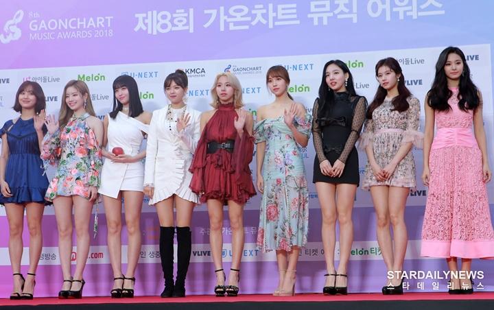 Gaon Music Awards 2019: Twice Tampil Dengan Anggung, Tzuyu Twice Menjadi Perhatian Para Netter