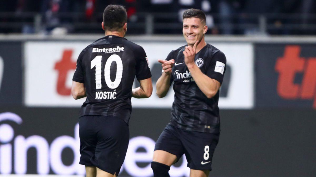 Manchester City Ikut Bidik Luka Jovic
