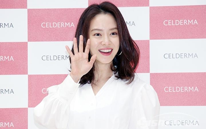 Song Ji Hyo Tuai Pujian Fans Dengan Gaya Rambut Barunya