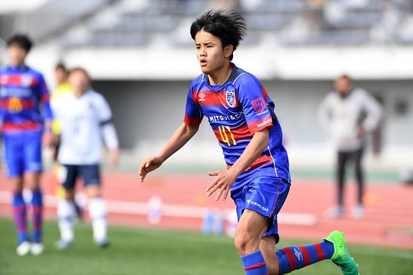 Raksasa Club Real Madrid Dan Barcelona Dikabarkan Akan Siap Untuk Memperlebutkan Pemain Muda Asal Jepang