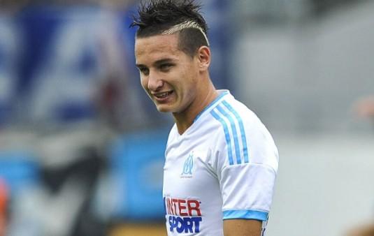 Striker Florian Thauvin