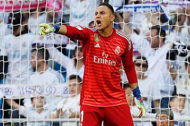 Sang Penjaga Gawang Keylor Navas Dikabarkan Dirinya Masi Igin Membela Club Papan Real Madrid