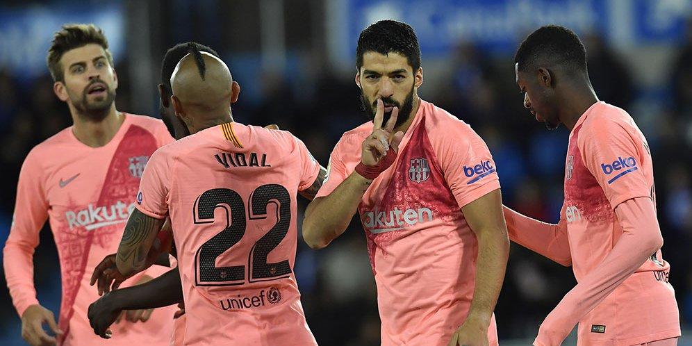 Manager Valverde Dikabarkan Sangat Puas Clubnya Akan Semakin Dekat Dengan Juara Liga Spanyol