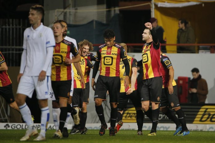Swinkels, Bijker dan Verrips beraksi dengan KV Mechelen di final piala Belgia