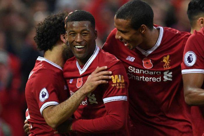Wijnaldum yakin Liverpool pantas mendapatkan hadiah untuk 'musim yang fantastis ini'