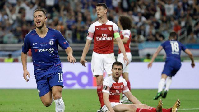 Bawa Chelsea Juara FA, Hazard Beri Ucapan Perpisahan!