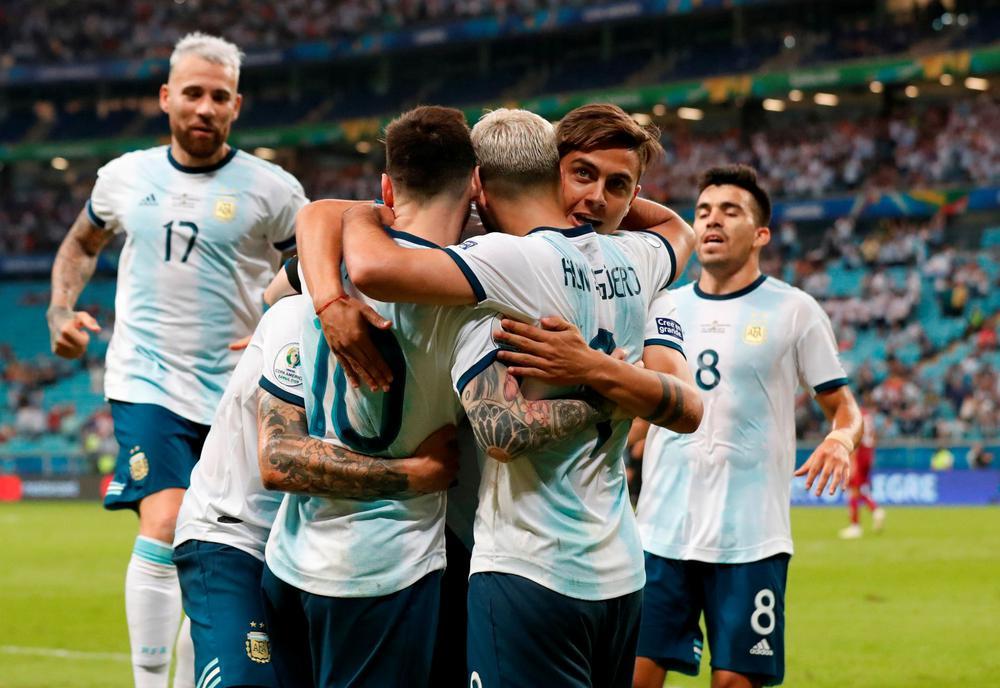 Hasil Pertandingan Qatar Vs Argentina Skor 0-2
