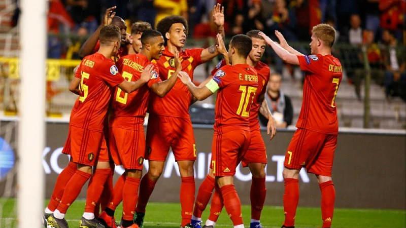 Hasil Pertandingan Belgia Vs Skotlandia Skor 3-0